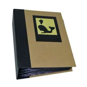 Green Earth Black Whale Mini Max 6x4 Photo Album - 120 Photos £2.50 @ Harrison Cameras