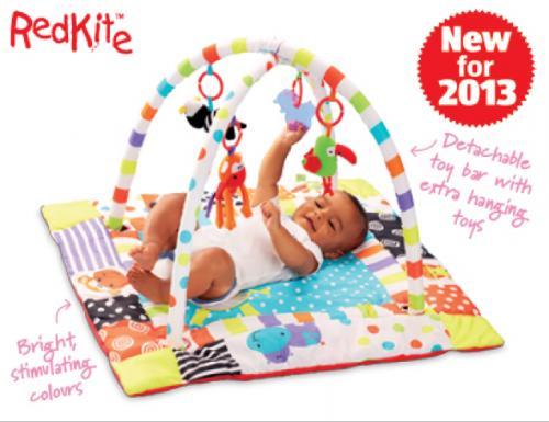 Aldi playmat zoo baby gym 12.99