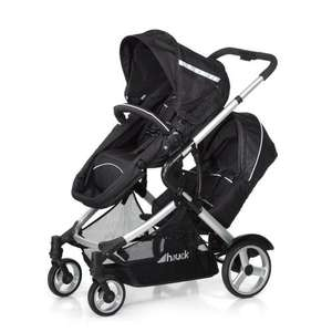 Hauck Duett Twin Stroller (black) pushchair, buggy, pram - £166.66 amazon  - (rrp £359.99)