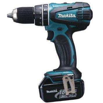 Makita drill set bhp458 £57 @ Amazon