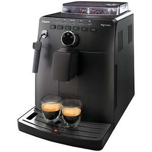 Saeco bean to cup coffee machine now £249.95!!!!!! Save £100 @ John Lewis