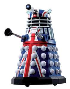 Doctor Who Anniversary 12-inch 50th Anniversary Collector Edition Dalek £20.72 @ Amazon