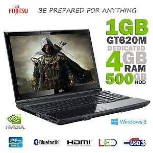 Fujitsu 3rd Gen i3 with dedicated graphics £369.96 @ Dabs/Ebay
