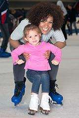 Ice Skating With Skate Hire For Two from £9 at Lee Valley Ice Centre