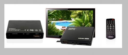 VonHaus by Designer Habitat Nano 3.0 Media Player- HD TV Digital Mini Media Player - 1080p - 5.1 Surround Sound - MKV - Play any file from USB HDDs/Flashdrives/Memory Cards  £20.98 @ Amazon/Designer Habitat