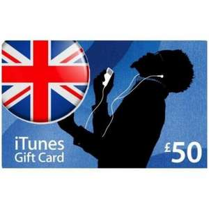 20% off iTunes Gift Cards @ Boots