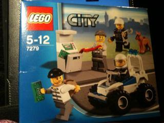 Lego City 7279 Police Set £2 @ Tesco