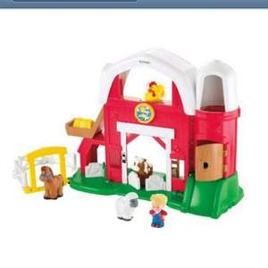 Fisher price little people fun time farm - £26.39 @ Amazon