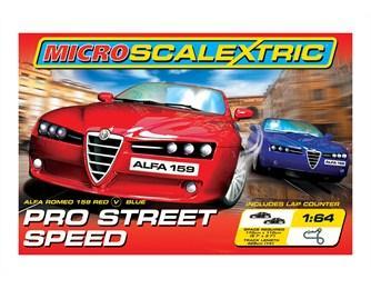 Micro Scalextric Pro Street Speed - £29.99 - Scalextric
