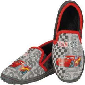 Argos: Cars 2 Boys' Black Slippers - Size 10/11 only 99p