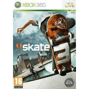 Skate 3 Xbox 360, Pre-owned £7.99 @ Blockbuster Marketplace