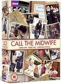 Call the Midwife Collection DVD Boxset (Includes Christmas Special) is Only £12.00 @ Sainsburys Entertainment.