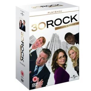 30 Rock Seasons 1-4 DVD Box Set £10.99 @ DVDGold.co.uk