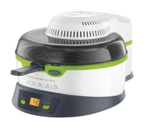 Breville VDF065 Halo Health Fryer, 1 Kg, 1200 Watt, White  @ Amazon