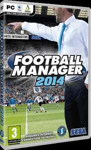 Football Manager 2014 PC  for £15 + £1.50 P&P at Forest Green Rovers Club Shop