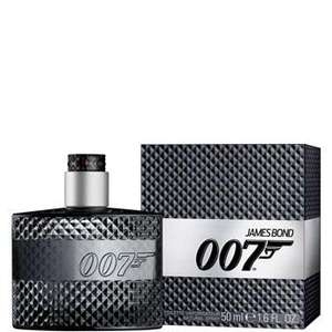 James Bond 007 50ml EDT + free Quantum Laptop Bag £14.99 @ The Perfume Shop (use code 5OFFGC)