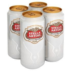 stella artois 20x 440ml tins for £15 @ asda