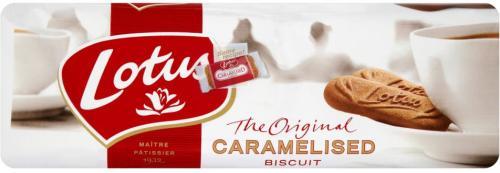 Lotus Original Caramelised Biscuits (350g) ONLY £1.00 @ Asda