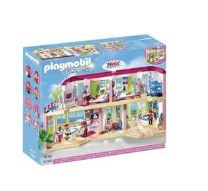 Playmobil Large Furnished Hotel £80 at Amazon