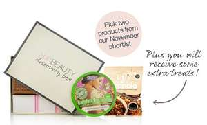 You beauty discover box £6.95 delivered