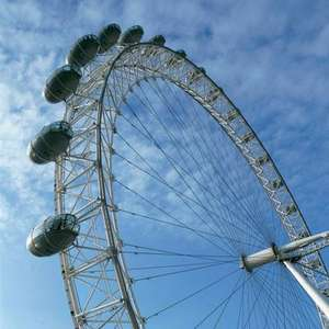London Eye 2-for-1 for rail travelers, £19.20 @ Days Out Guide