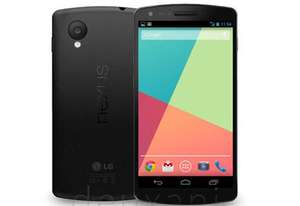 Google Nexus 5 - 32GB - £240 via o2 Refresh [UPGRADE DEAL]