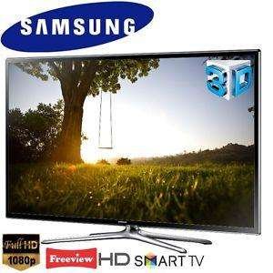 "EXPIRED - SAMSUNG UE40F6320AK 40"" 3D LED SMART TV FULL HD WITH FREEVIEW HD 4 X HDMI - TESCO eBay - £359.98 Delivered"