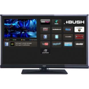 Bush 32 Inch HD Ready Smart LED TV £199 @ ARGOS