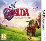 The Legend of Zelda Ocarina of Time 3DS £10.99 with new code @Blockbuster Marketplace