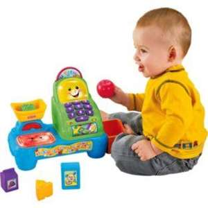 Fisher Price Laugh 'n' Learn Magic Scan Market HALF PRICE £14.99 @ Argos.