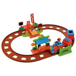 HAPPYLAND TRAIN SET LESS THAN HALF PRICE!  £16.00 @ MOTHERCARE ELC