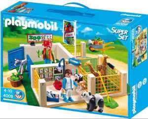 Playmobil animal care station super set 4009 reduced to £12.99 @ Amazon
