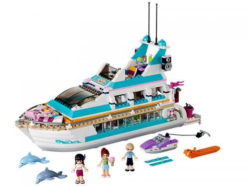 Lego Friends Dolphin Cruiser only £44.99 @ Argos (25% off)