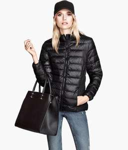 H&M Ladies Thin Down Jacket 10.14 including delivery!