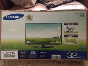 "Samsung UE32EH5000K 32"" LED TV £229 at my local sainsburys in Bedford"