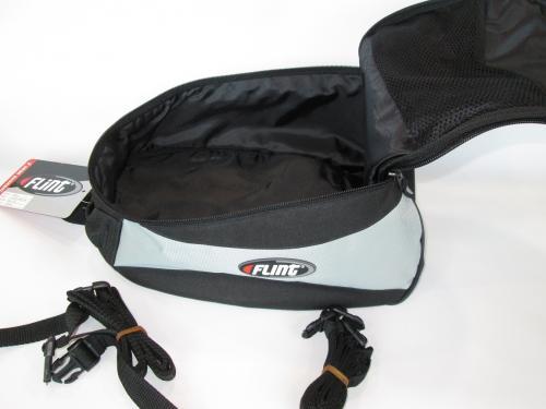 Flint motorbike Tank Bag was £37.94 now £17.94 at Mega Motorcycle Store