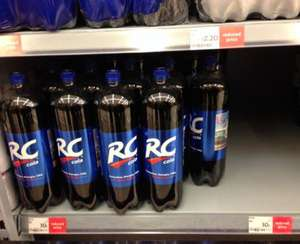 RC Cola 30p @ Asda instore