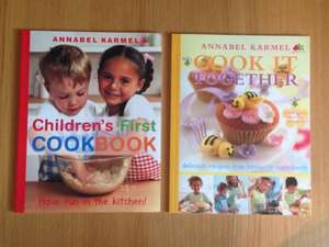 Annabel Karmel children's cookbooks £1 @ Poundland