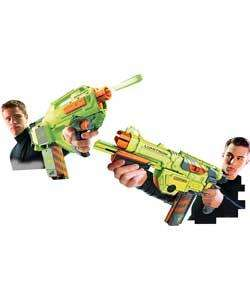 Nerf Twin pack @Argos £14.99 - cheaper than singles elsewhere!