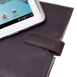 Premium leather case ideal for Samsung Galaxy Tab 2 10.1 deal from John Lewis reduced from £30 to £6.95