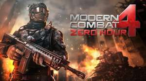 Modern Combat 4: Zero Hour HD Free for Xperia Z owners via the Xperia Lounge