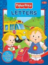Little people activity sticker books, Letters & Numbers 13p Tesco