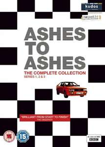 Ashes To Ashes Complete DVD Box Set (Series 1-3) - £17.42 @ Amazon