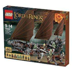 LEGO The Lord of the Rings 79008: Pirate Ship Ambush for £66.99 @ Amazon