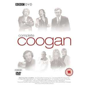 Steve Coogan The Complete Collection DVD £17.99 @ dvdgold.co.uk