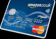 Instant Free £5 & Cashback with Amazon Credit Card