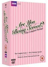 Are You Being Served? The Complete Collection DVD Series 1-10 + Christmas Specials is Only £18.00 @ Sainsburys Entertainment.