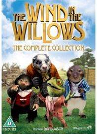 Wind in the Willows Complete Collection DVD Boxset (11 Discs) is Only £12.00 @ Sainsburys Entertainment.