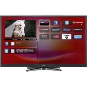 Hitachi 50 Inch Full HD 1080p Freeview HD Smart LED TV@ argos @ £449.99 with a free dongle