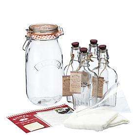 Kilner 8-piece Sloe Gin Making Kit £10 instore only - not necessarily all stores